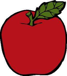 Apple Clip Art-Apple Clip Art-17