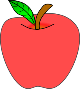 Apple Clip Art - Apple Clipart