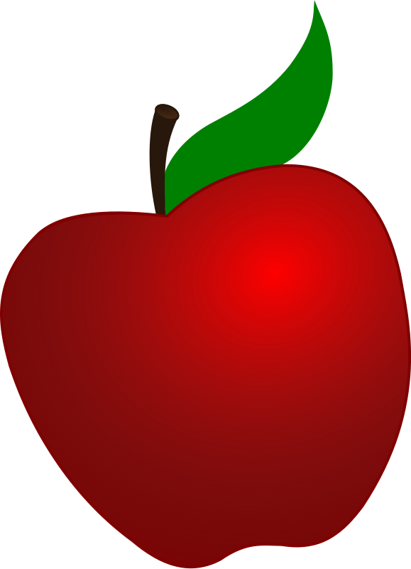 Apple Clipart-Apple Clipart-5