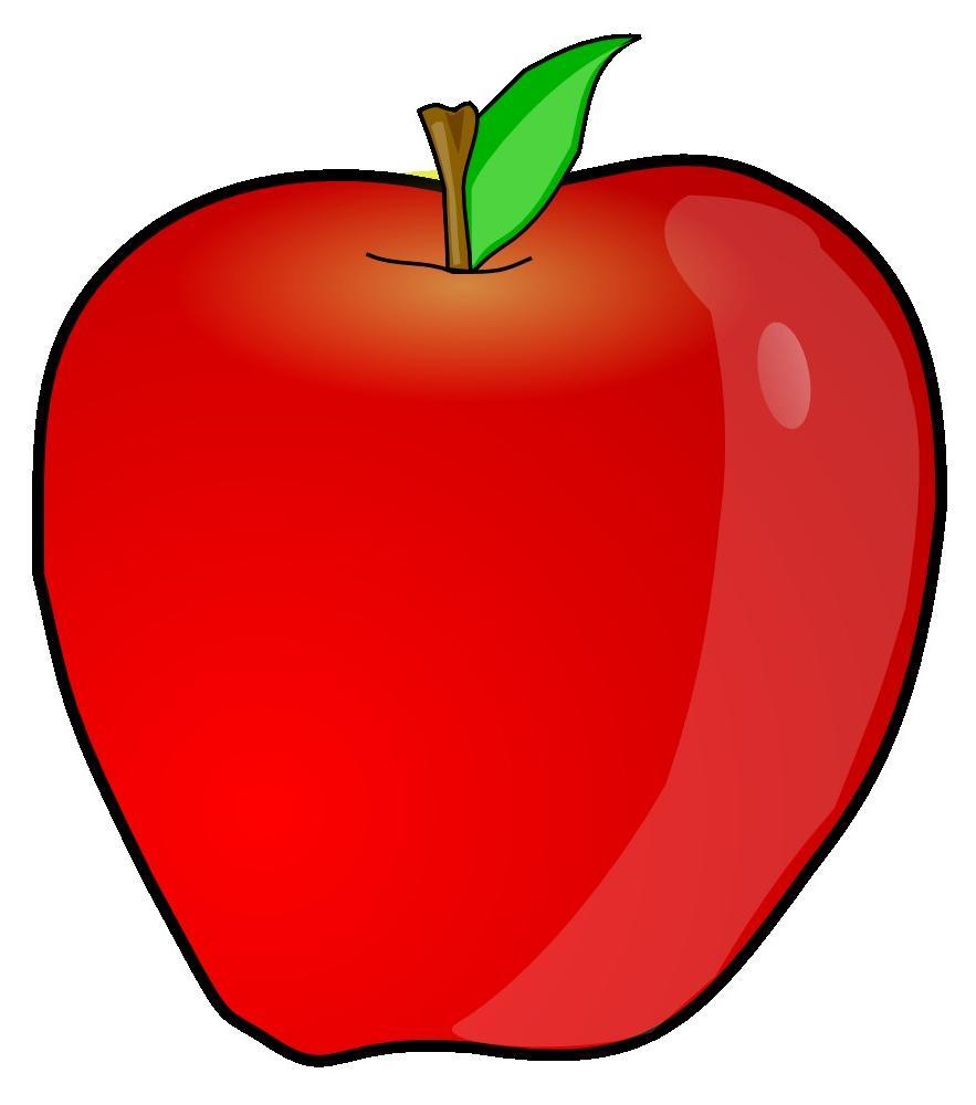 Best HD Teacher Apple Clip Art Library