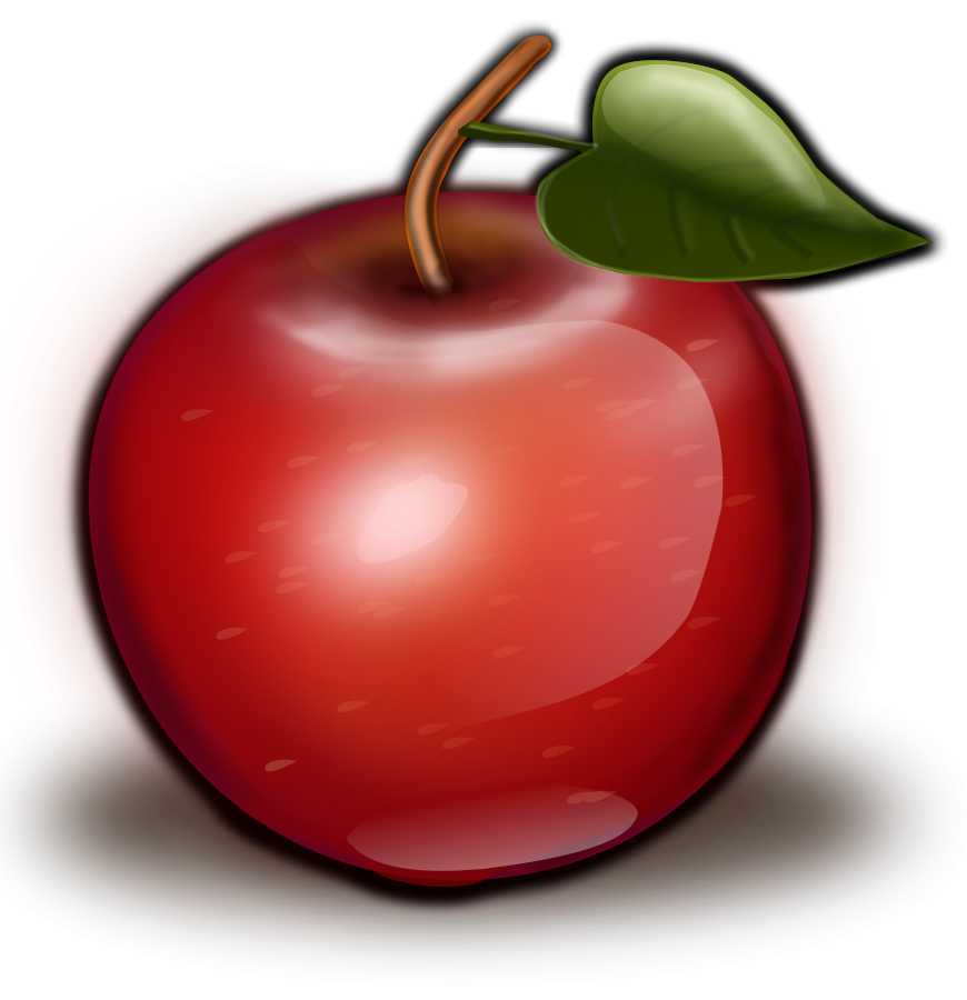 Apple clipart clipartsiip 2