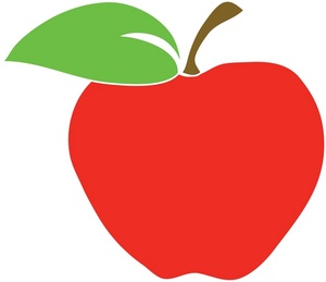 apple computer clipart