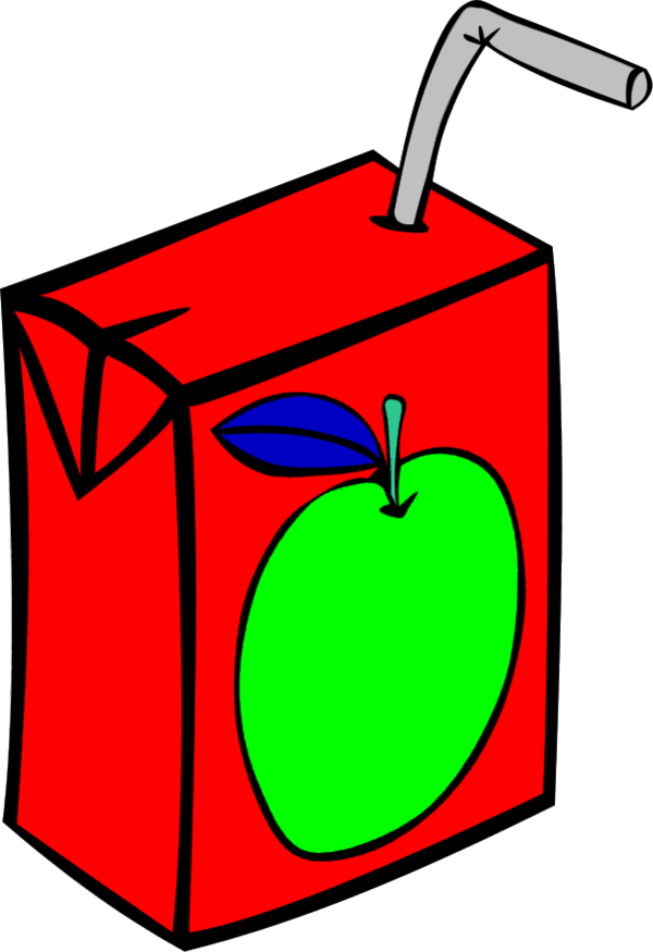 Apple Juice - vector Clip Art