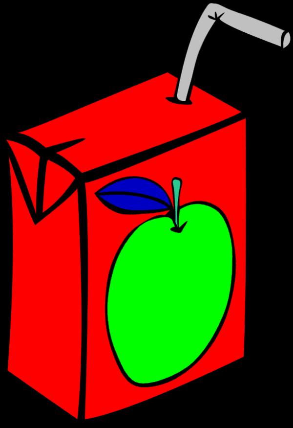 Apple Juice - Vector Clip Art-Apple Juice - vector Clip Art-6