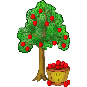 ... Apple Tree Branch Clipart - Free Clipart Images ...