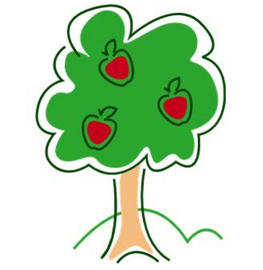 Apple Tree Clip Art-Apple Tree Clip Art-10