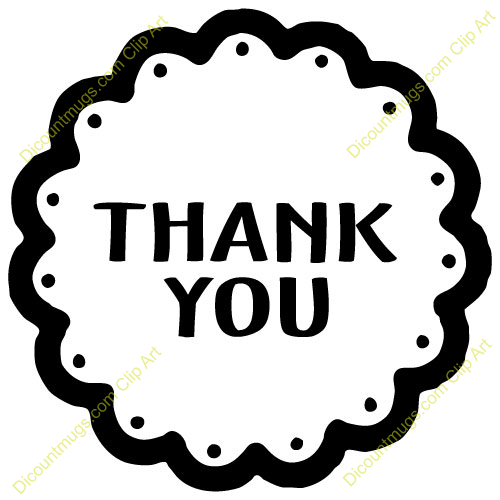appreciation clipart - Clip Art Thanks