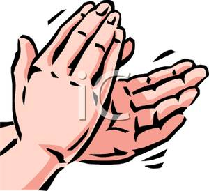 Appreciation Clipart Hands Clapping Roya-Appreciation Clipart Hands Clapping Royalty Free Clipart Picture-4