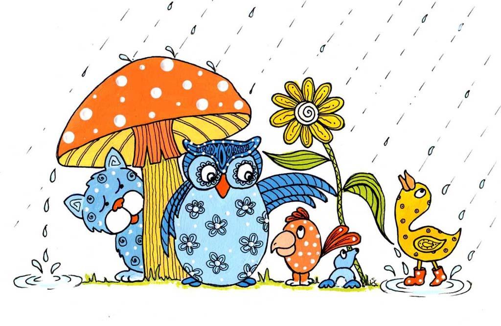 April Showers Bring May Flowers Clip Art-april showers bring may flowers clip art-0