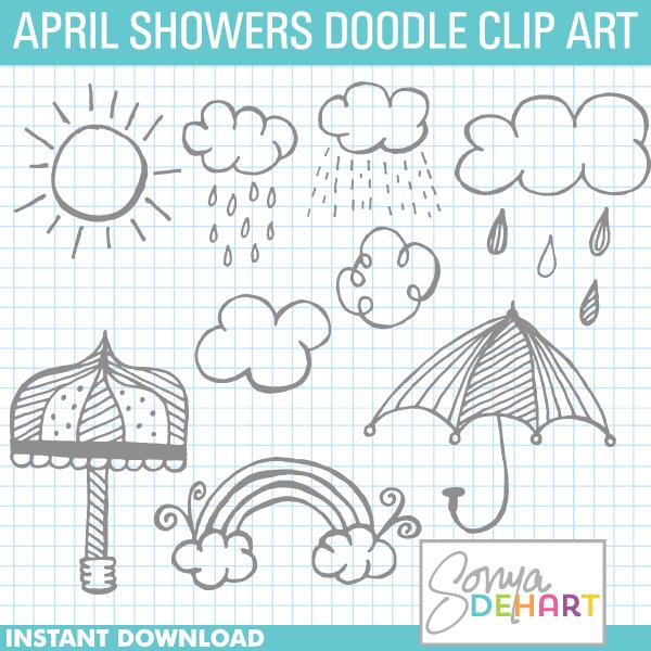April Free Downloads Clipart-April Free Downloads Clipart-1