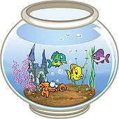 Aquarium Clip Art