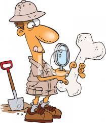 Image result for archaeologist clipart