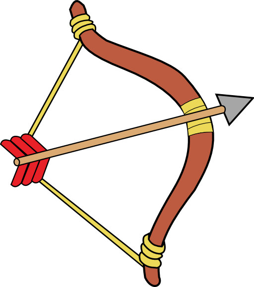 Bow and Arrows - Club Penguin