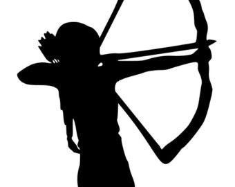 Archery Hunger Games .-archery hunger games .-1