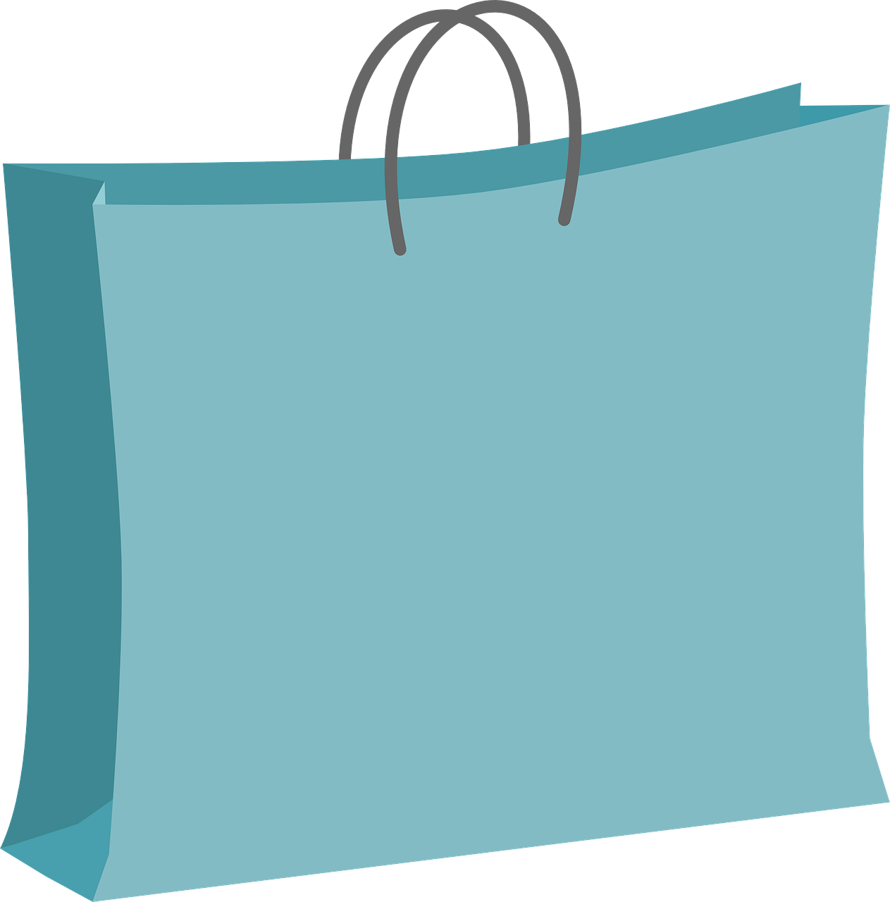 Are you looking for a clip art of a shopping bag for use on your shopping projects? Search no more as you can use this green shopping bag clip art for ...