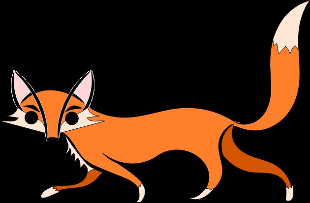 Clip Art Fox