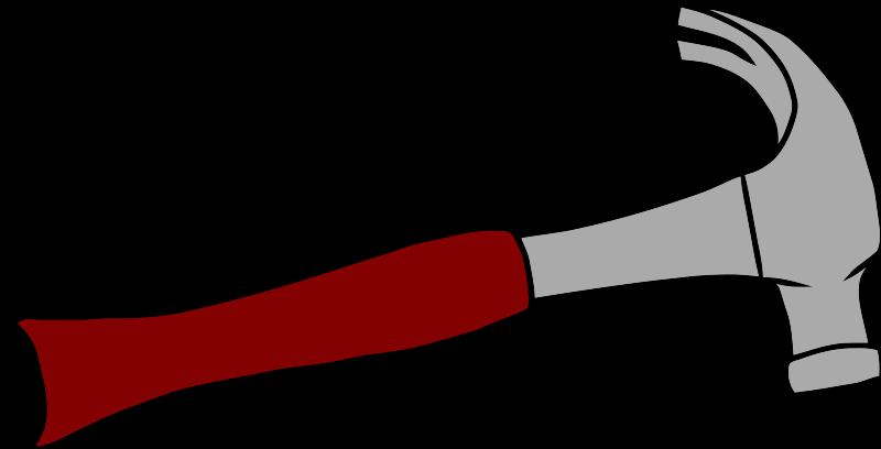 Clipart Hammer