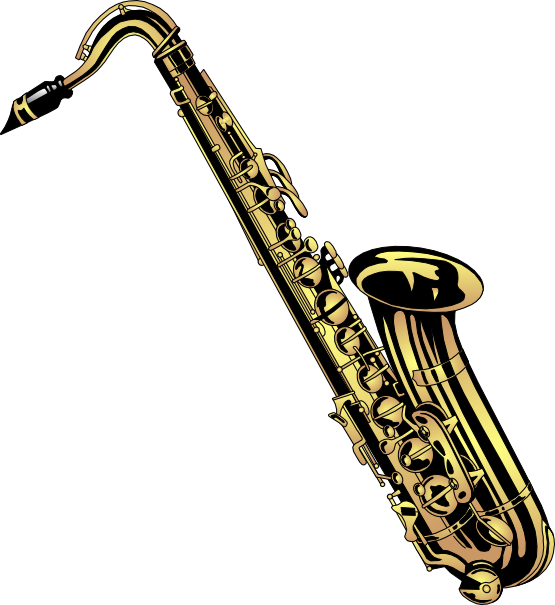 Are You Looking For A Saxophone Clip Art-Are you looking for a saxophone clip art for use on your projects? Search no more because this nicely done saxophone clip art is free for use on your ...-2