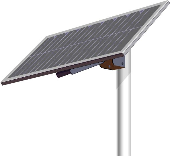 Are You Looking For A Solar Panel Clip A-Are you looking for a solar panel clip art for your environment or renewable energy projects? You can use this clip art of the solar panel for personal or ...-3