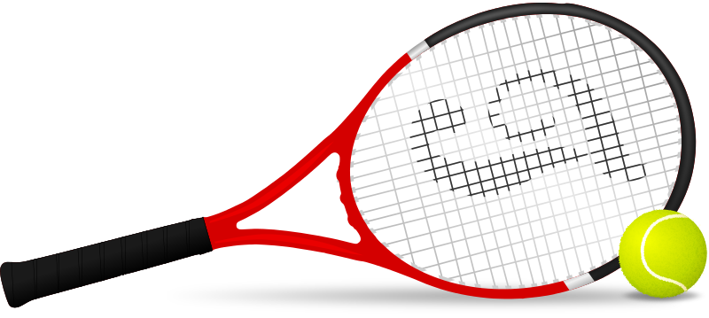 Are You Looking For A Tennis Racket Clip-Are you looking for a tennis racket clip art for your tennis or sports project? Search no more because this tennis racket clip art is free to use on your ...-0