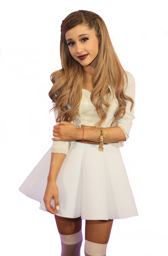 Ariana Grande PNG 2 by uhcolette ClipartLook.com