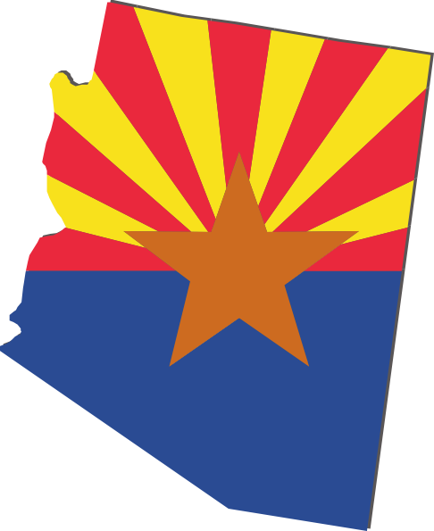 Arizona clipart - Arizona Clip Art