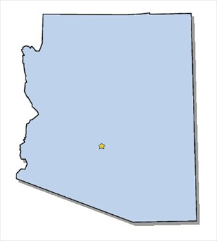 Arizona Clipart-Arizona clipart-0