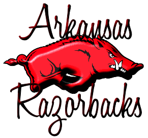 Arkansas Razorback Clipart #1-Arkansas Razorback Clipart #1-15