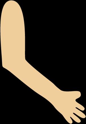 Arm Clip Art Image - Transparent Png Arm-Arm Clip Art Image - transparent png arm and hand.-7