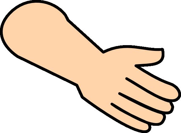 Arm Clipart Hand Hi Png