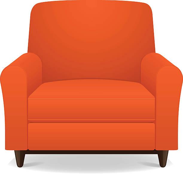 armchair clipart 1