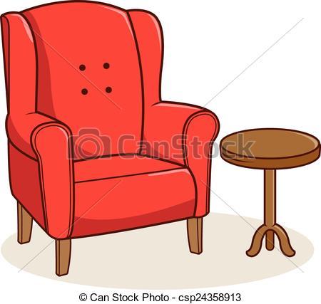 Armchair Clipart-armchair clipart-5