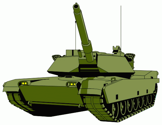 Army Tank Clipart