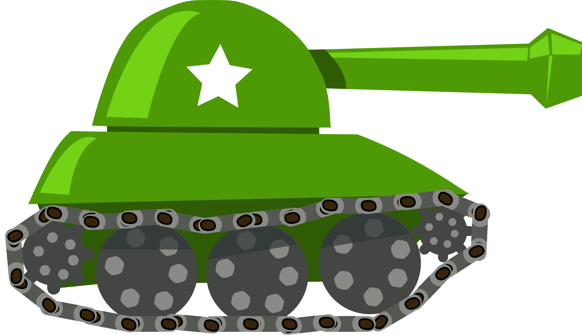 Army Tank Clipart-army tank clipart-2