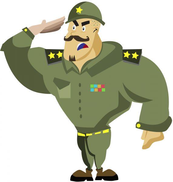 ... Army Clip Art - clipartall ...