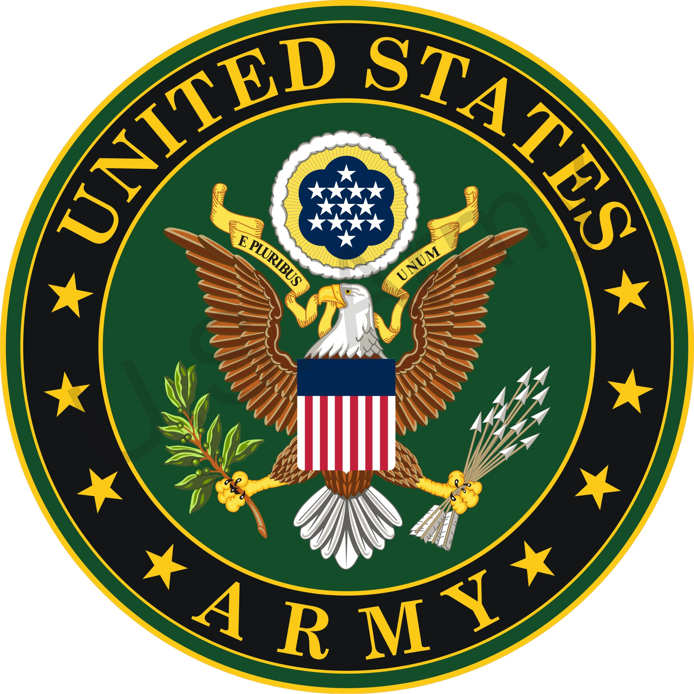 Army Emblem Clipart - Military Logos Clip Art