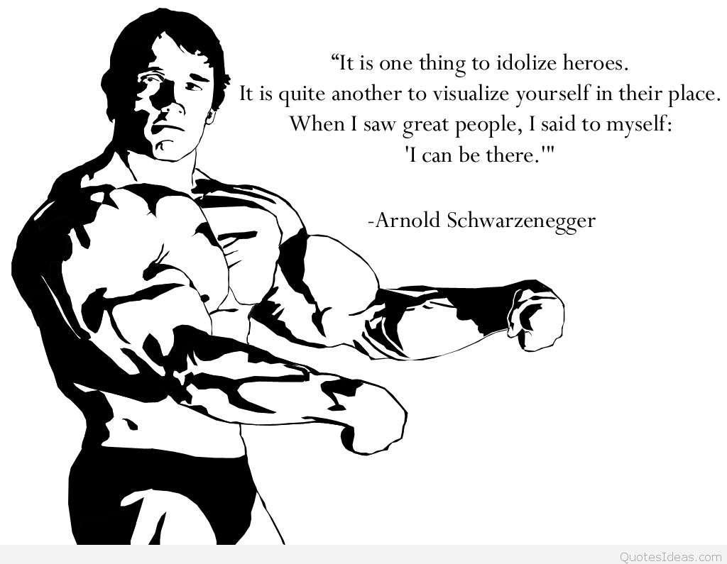 Arnold Schwarzenegger Clipart