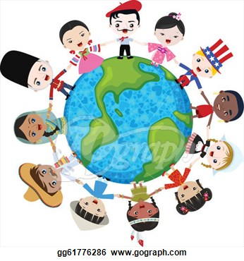 Around The World Clipart Clipart Panda Free Clipart Images