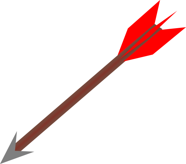 Arrow Clip Art At Clker Com Vector Clip Art Online Royalty Free