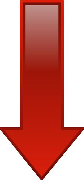 Arrow Down Red Clip Art At Clker Com Vec-Arrow Down Red Clip Art At Clker Com Vector Clip Art Online Royalty-6