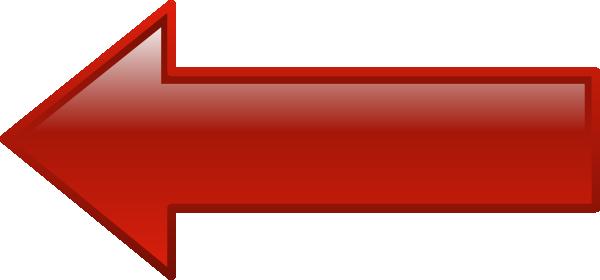 Arrow Left Red Clip Art At Clker Com Vector Clip Art Online Royalty