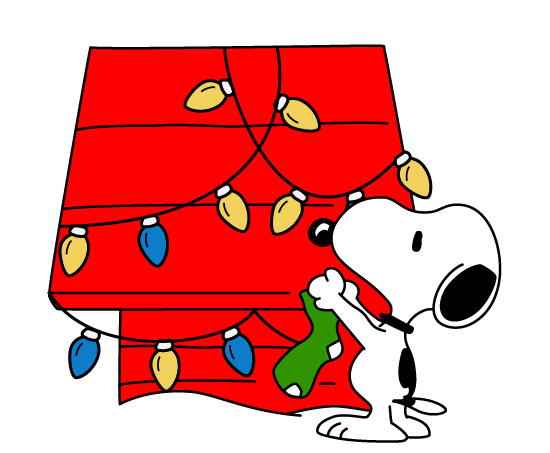 Snoopy Christmas Images.26 Snoopy Christmas Clip Art Clipartlook