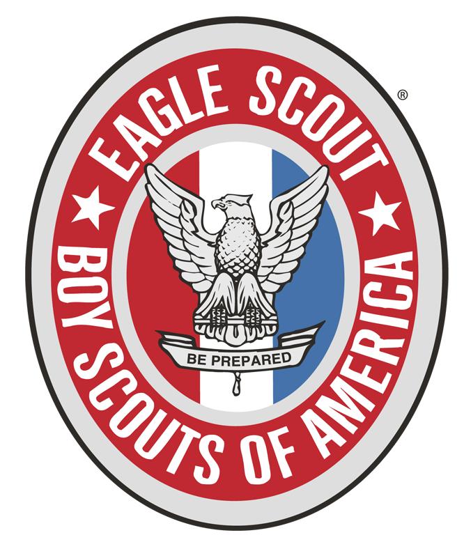 Art Free; Eagle Scout Logo .