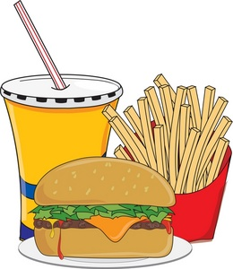 Fast Food Clipart