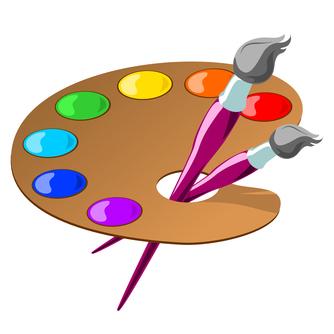 Art Palette Icon Clipart Panda Free Clip-Art Palette Icon Clipart Panda Free Clipart Images-5