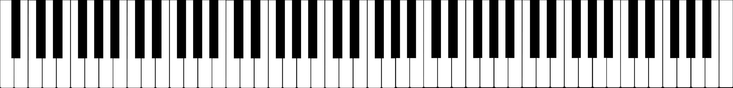 Art Piano Keys Free Cliparts That You Ca-Art Piano Keys Free Cliparts That You Can Download To You Computer-4