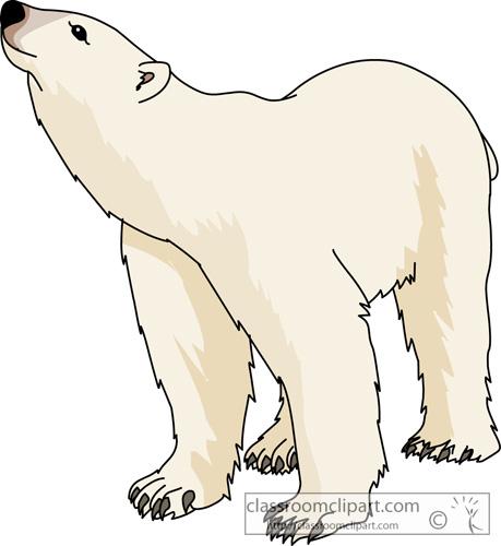 Art Polar Bear Clipart Clipart Kid 3-Art polar bear clipart clipart kid 3-1