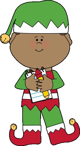 Clipart Elf