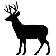 Art Silhouettes of Wildlife Animals | Be-Art Silhouettes of Wildlife Animals | Bears | Deer |-8