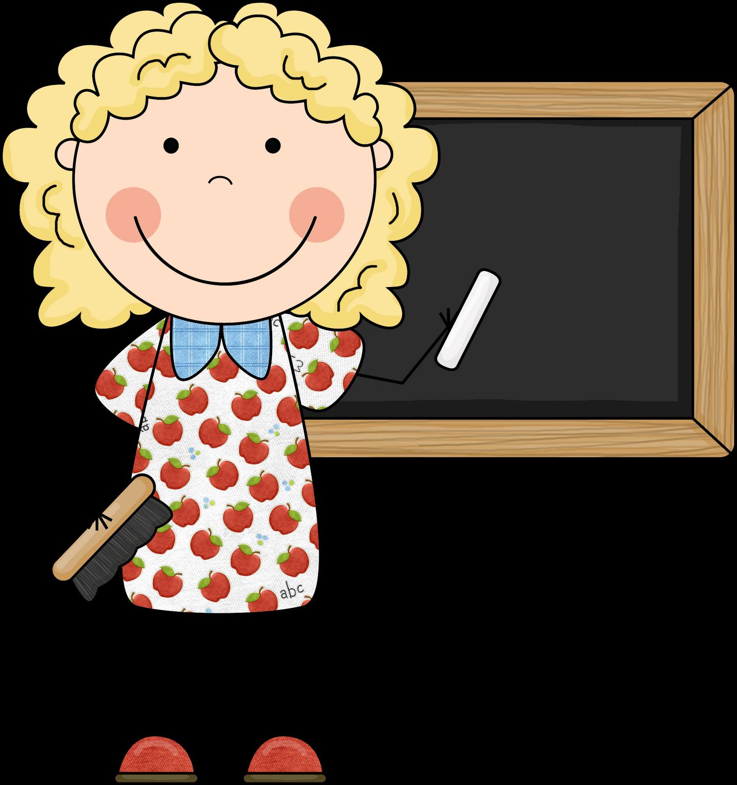 Art Teacher Clip Art
